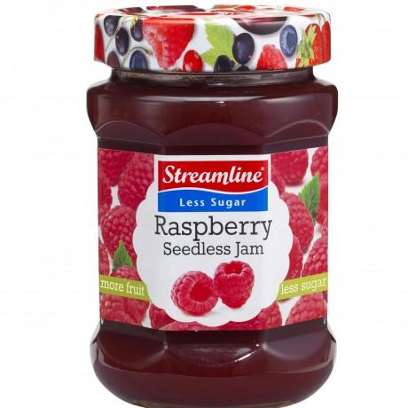 Rapberry Seedless Jam-ny-tekst