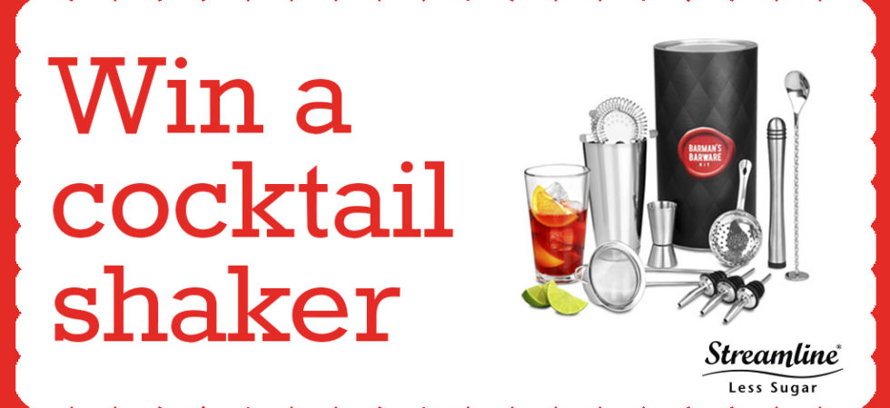 competition to win a cocktail kit with streamline jam marmalade