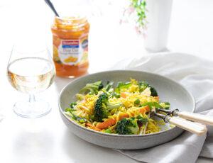 streamline less sugar vegetable marmalade pilaf rice